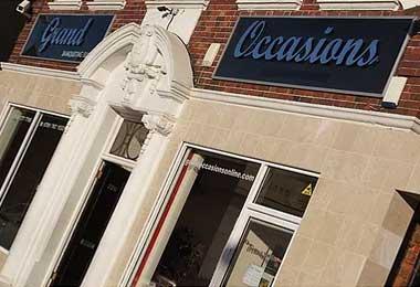 Grand Occasion Banqueting Suite  Birmingham