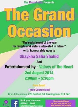The Grand Occasion